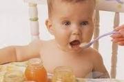 Аллергия у грудного ребенка