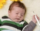 Температура у новорожденных